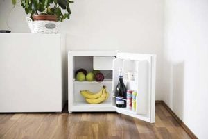 mini frigo di design