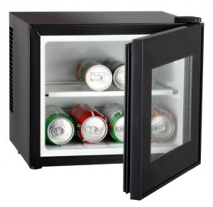 mini frigo per hotel e b&b