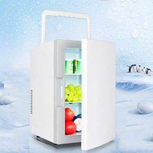 mini frigo bianco