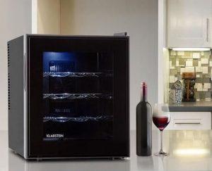 mini frigo con vetrina